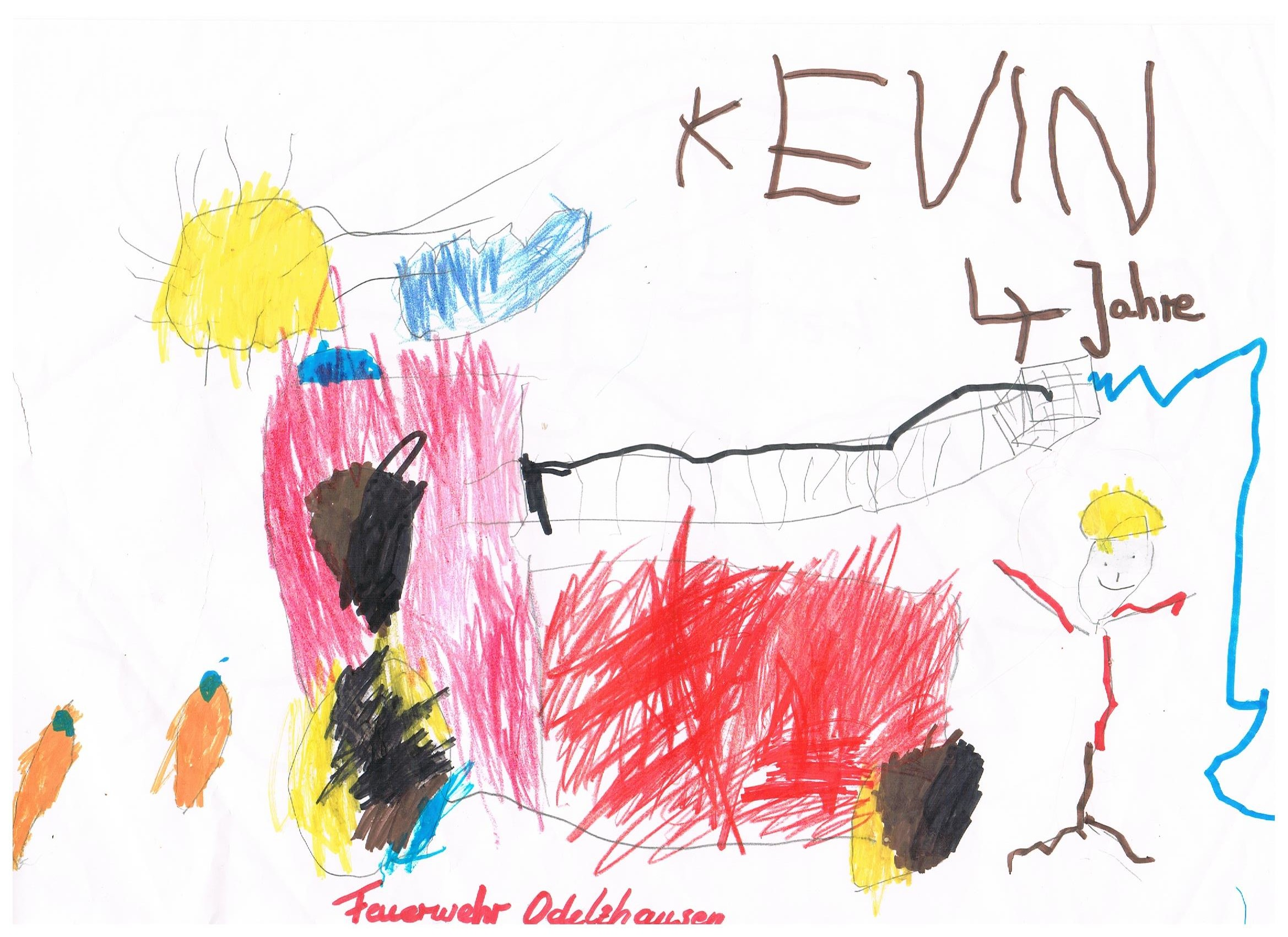 Kevin, 4 Jahre